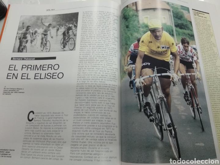 Coleccionismo deportivo: LA GRAN HISTORIA DEL TOUR 1903-1988 EL MUNDO FABULOSO DEL CICLISMO A FONDO ILUSTRADO - Foto 8 - 217717298