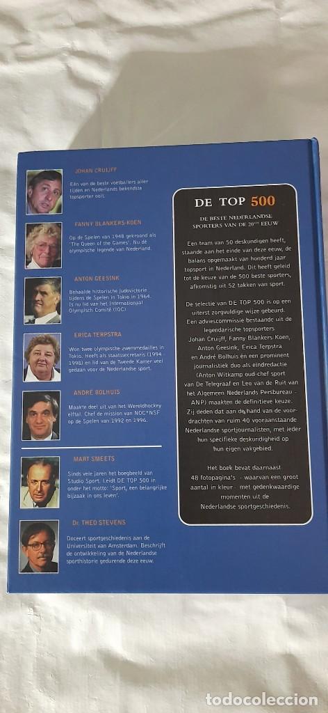 Coleccionismo deportivo: Los 500 mejores Atletas HOLANDESES Siglo XX - Foto 2 - 218815258