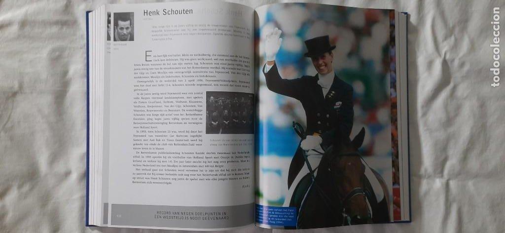 Coleccionismo deportivo: Los 500 mejores Atletas HOLANDESES Siglo XX - Foto 6 - 218815258