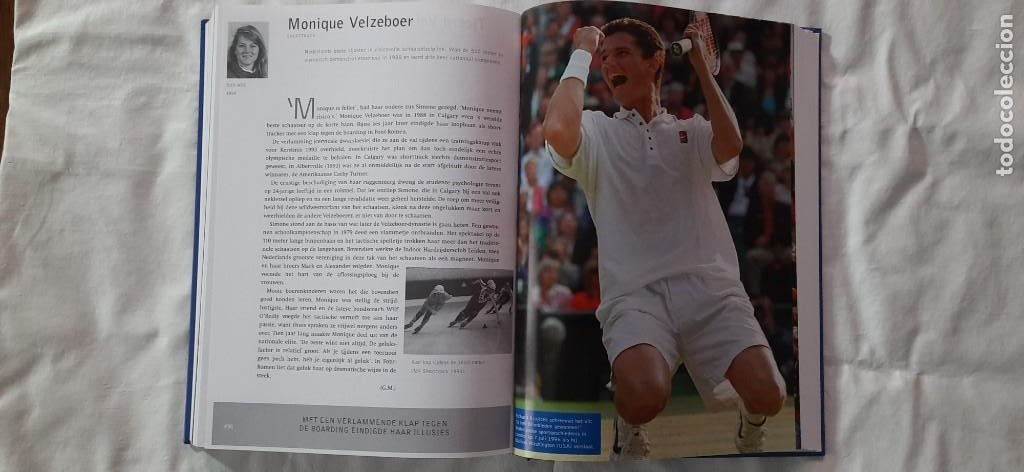 Coleccionismo deportivo: Los 500 mejores Atletas HOLANDESES Siglo XX - Foto 7 - 218815258