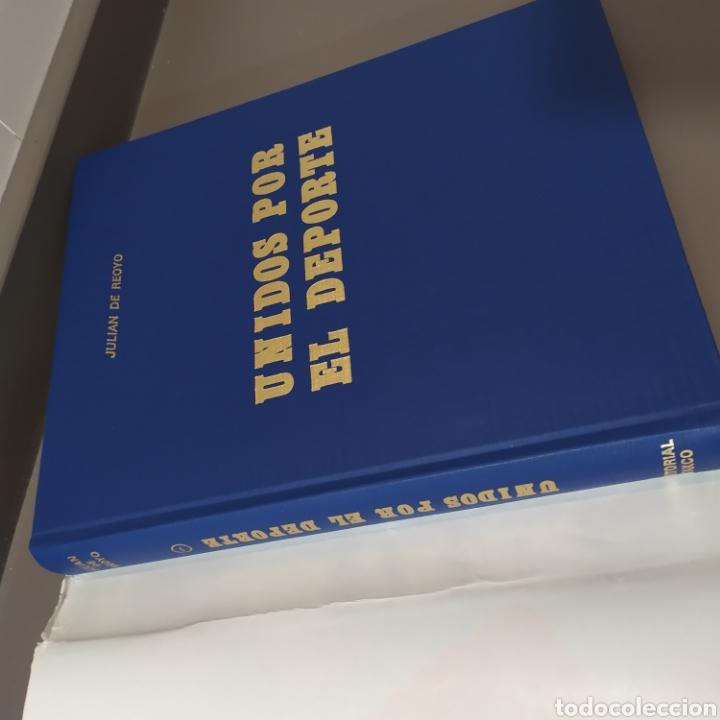 Coleccionismo deportivo: JULIÁN DE REOYO, Unidos por el deporte. desde un caballo al Papa., Editorial TAXCO, 1983.ED LIMITADA - Foto 6 - 218850048