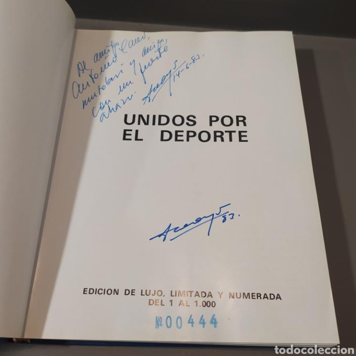 Coleccionismo deportivo: JULIÁN DE REOYO, Unidos por el deporte. desde un caballo al Papa., Editorial TAXCO, 1983.ED LIMITADA - Foto 9 - 218850048