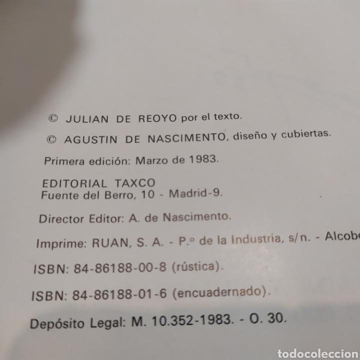 Coleccionismo deportivo: JULIÁN DE REOYO, Unidos por el deporte. desde un caballo al Papa., Editorial TAXCO, 1983.ED LIMITADA - Foto 10 - 218850048