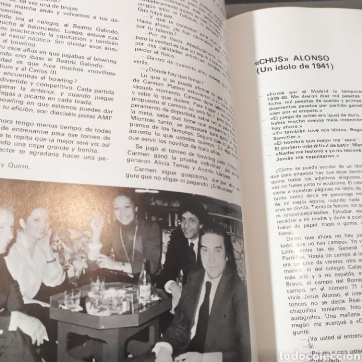 Coleccionismo deportivo: JULIÁN DE REOYO, Unidos por el deporte. desde un caballo al Papa., Editorial TAXCO, 1983.ED LIMITADA - Foto 15 - 218850048