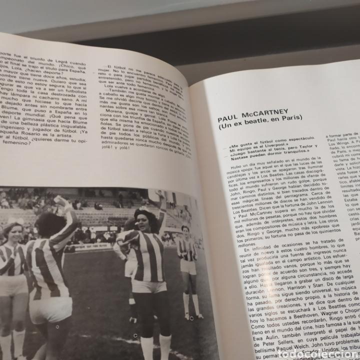 Coleccionismo deportivo: JULIÁN DE REOYO, Unidos por el deporte. desde un caballo al Papa., Editorial TAXCO, 1983.ED LIMITADA - Foto 18 - 218850048