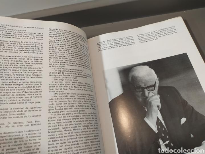 Coleccionismo deportivo: JULIÁN DE REOYO, Unidos por el deporte. desde un caballo al Papa., Editorial TAXCO, 1983.ED LIMITADA - Foto 25 - 218850048