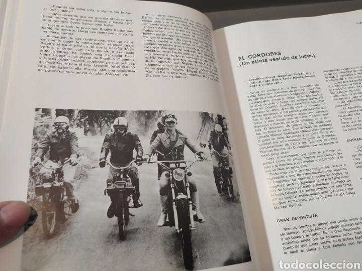 Coleccionismo deportivo: JULIÁN DE REOYO, Unidos por el deporte. desde un caballo al Papa., Editorial TAXCO, 1983.ED LIMITADA - Foto 27 - 218850048