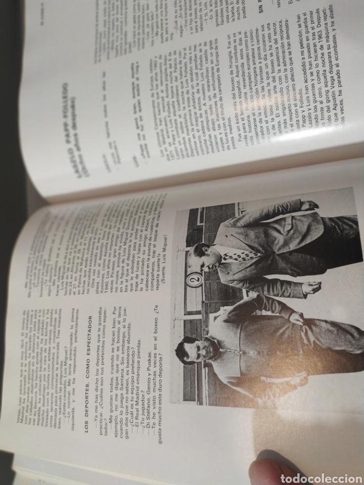Coleccionismo deportivo: JULIÁN DE REOYO, Unidos por el deporte. desde un caballo al Papa., Editorial TAXCO, 1983.ED LIMITADA - Foto 29 - 218850048