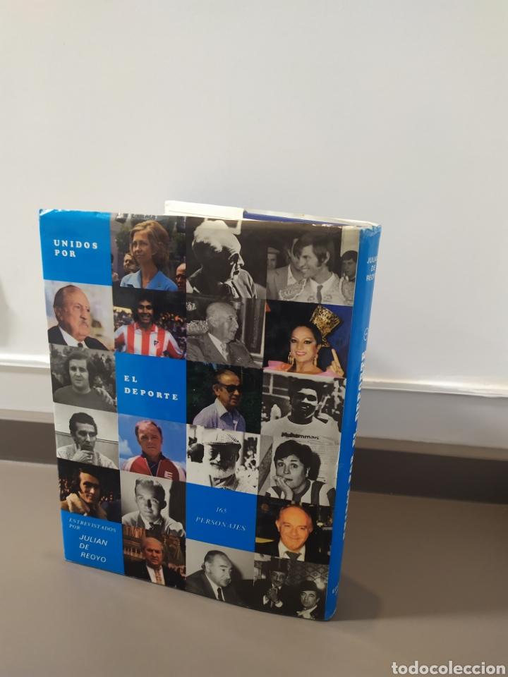 Coleccionismo deportivo: JULIÁN DE REOYO, Unidos por el deporte. desde un caballo al Papa., Editorial TAXCO, 1983.ED LIMITADA - Foto 42 - 218850048