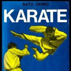 Colecionismo desportivo: SATO OHIRO. KARATE. KATAS. CON 366 FOTOGRAFIAS. ARTES MARCIALES. ED. EN BUENOS AIRES ARGENTINA 1974.. Lote 219000210