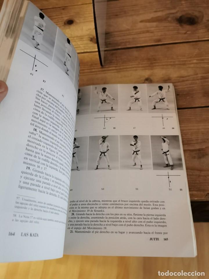 Coleccionismo deportivo: KARATE-DO KYOHAN. El Texto Maestro. - Foto 2 - 220983565