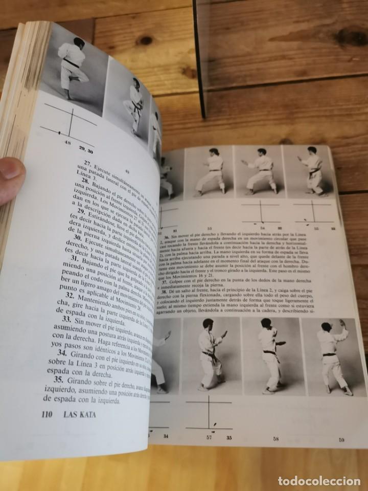 Coleccionismo deportivo: KARATE-DO KYOHAN. El Texto Maestro. - Foto 3 - 220983565