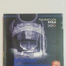 Coleccionismo deportivo: FIGURAS CON STILO · LIBRO MICHAEL SCHUMACHER · MARCO CANSECO. Lote 222583415