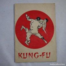 Coleccionismo deportivo: KUNG-FU - EDICIONES TELSTAR - 1974. Lote 222593418