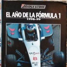 Coleccionismo deportivo: EL AÑO DE LA FÓRMULA 1 1998-99. Lote 222835371