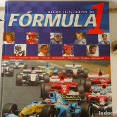 Coleccionismo deportivo: ATLAS ILUSTRADO DE FORMULA 1. Lote 223547667