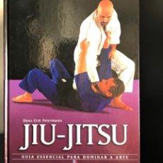 Coleccionismo deportivo: JIU-JITSU DE HANS-ERIK PETERMANN. Lote 224231243