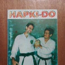Coleccionismo deportivo: HAPKI DO, DEFENSA PERSONAL DINAMICA 3 3ª TERCERA PARTE, ANDFRE CARBONELL, EDITORIAL ALAS. Lote 224586561