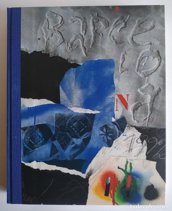 Coleccionismo deportivo: 4 Libros MEMORIA OFICIAL JJ.OO. BARCELONA92 (Versión en catalán). NUEVOS, SIN HOJEAR. - Foto 2 - 226348185