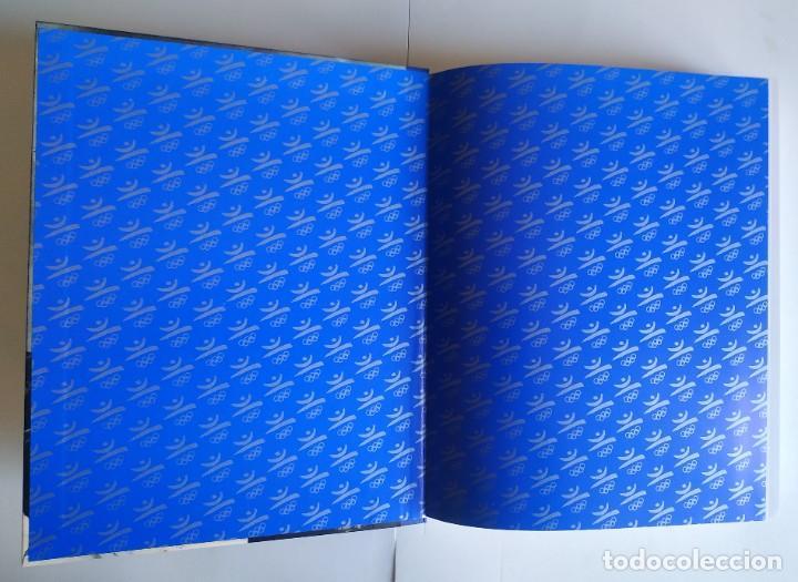 Coleccionismo deportivo: 4 Libros MEMORIA OFICIAL JJ.OO. BARCELONA92 (Versión en catalán). NUEVOS, SIN HOJEAR. - Foto 5 - 226348185