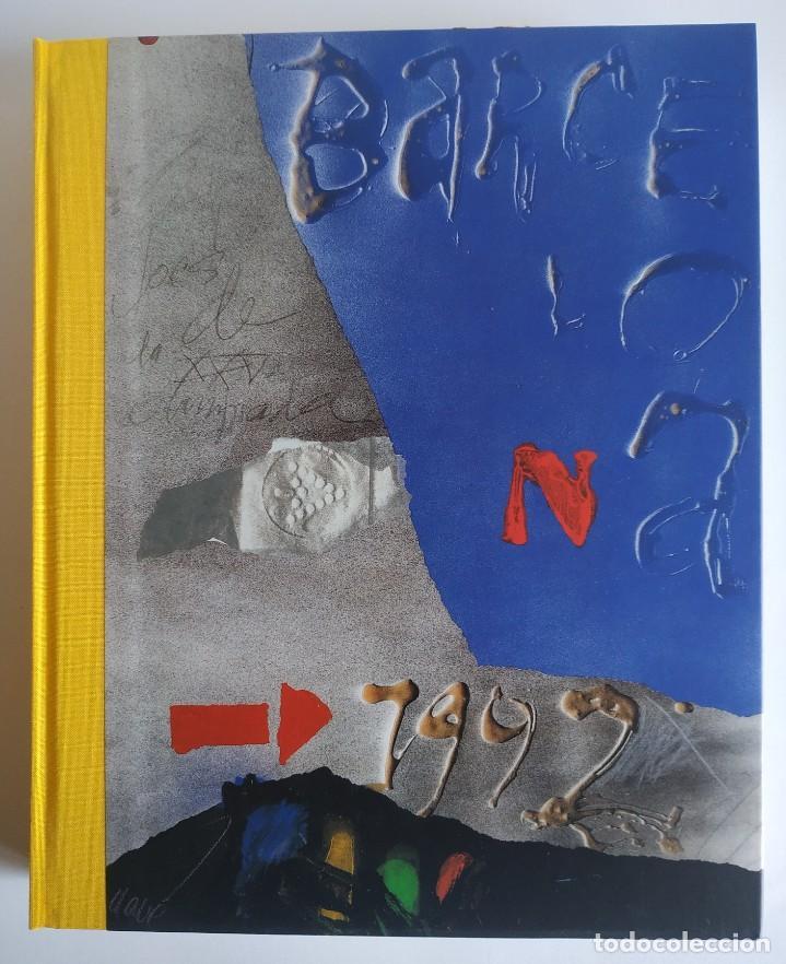 Coleccionismo deportivo: 4 Libros MEMORIA OFICIAL JJ.OO. BARCELONA92 (Versión en catalán). NUEVOS, SIN HOJEAR. - Foto 6 - 226348185