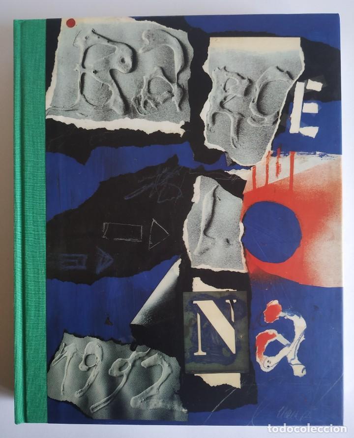 Coleccionismo deportivo: 4 Libros MEMORIA OFICIAL JJ.OO. BARCELONA92 (Versión en catalán). NUEVOS, SIN HOJEAR. - Foto 9 - 226348185