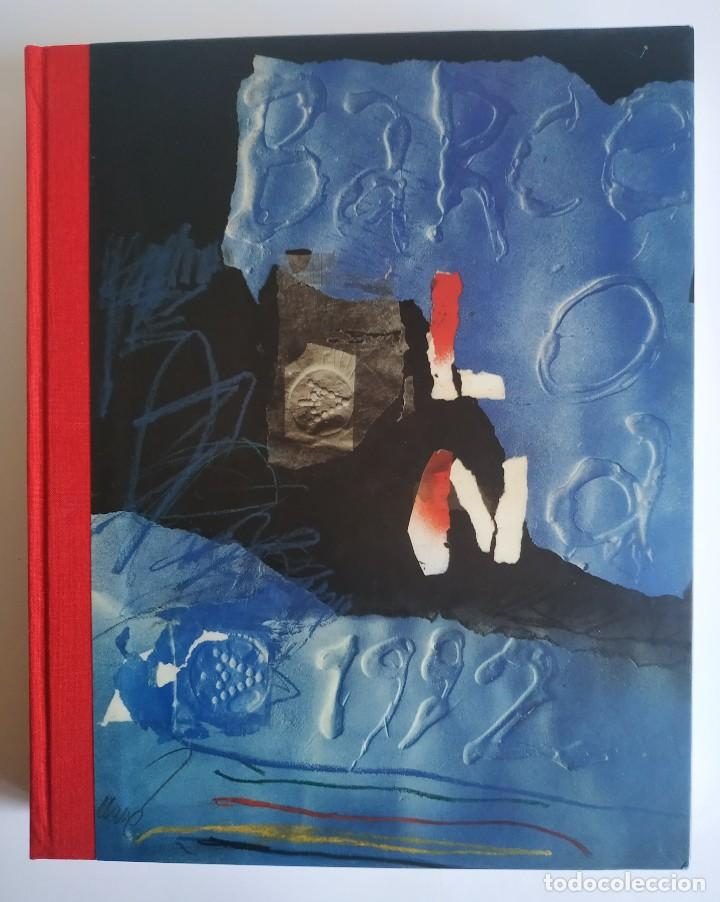 Coleccionismo deportivo: 4 Libros MEMORIA OFICIAL JJ.OO. BARCELONA92 (Versión en catalán). NUEVOS, SIN HOJEAR. - Foto 12 - 226348185