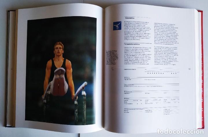 Coleccionismo deportivo: 4 Libros MEMORIA OFICIAL JJ.OO. BARCELONA92 (Versión en catalán). NUEVOS, SIN HOJEAR. - Foto 13 - 226348185