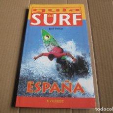 Coleccionismo deportivo: GUIA DEL SURF EN ESPAÑA-MUY BUSCADO-DESCATALOGADO-COLECCIONISMO SURFISTAS. Lote 226776587