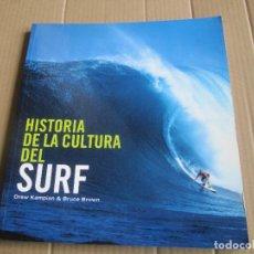 Coleccionismo deportivo: HISTORIA DE LA CULTURA DEL SURF EDI.2003-DESCATALOGADO-BUSCADO-COLECCIONISMO SURFISTAS. Lote 226791200
