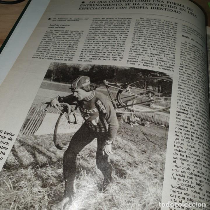 Coleccionismo deportivo: EL MUNDO DEPORTIVO. CICLOCROSS SOLO PARA DEPOTISTAS SUPERDOTADOS. 1958.CICLISMO - Foto 7 - 56897216