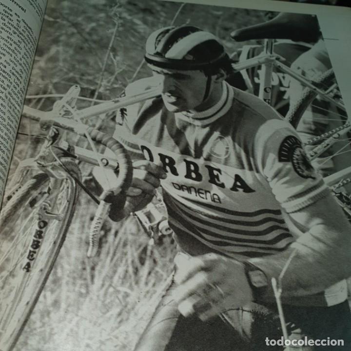 Coleccionismo deportivo: EL MUNDO DEPORTIVO. CICLOCROSS SOLO PARA DEPOTISTAS SUPERDOTADOS. 1958.CICLISMO - Foto 8 - 56897216