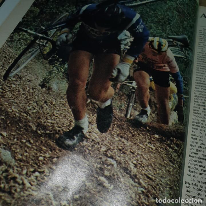 Coleccionismo deportivo: EL MUNDO DEPORTIVO. CICLOCROSS SOLO PARA DEPOTISTAS SUPERDOTADOS. 1958.CICLISMO - Foto 9 - 56897216