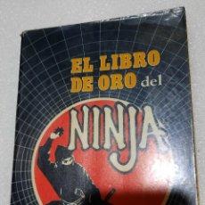 Coleccionismo deportivo: EL LIBRO DE ORO DEL NINJA. Lote 228842600
