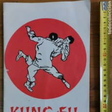 Coleccionismo deportivo: LIBRO KING FU DE 1974. Lote 229628985