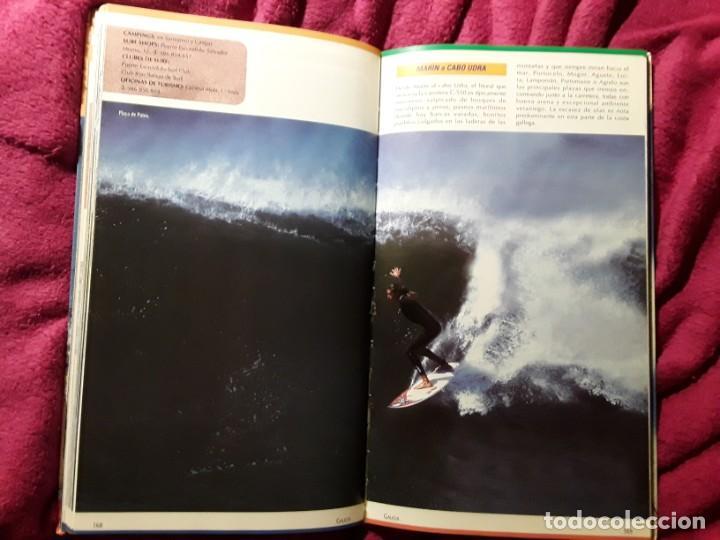 Coleccionismo deportivo: Guia del surf en España, de Jose Pellón. Everest, 2000. Descatalogado. Raro. Surfing - Foto 4 - 230217825