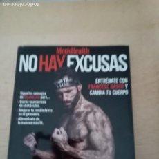 Coleccionismo deportivo: NO HOY EXCUSAS. MEN´S HEALTH. ENTRÉNATE CON FRANCESC GASCO. EST23B5. Lote 230318130
