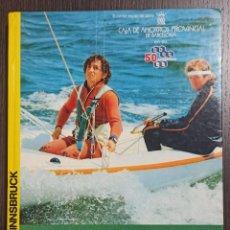 Coleccionismo deportivo: OLIMPIADA 1976. ANDRÉS MERCÉ VARELA. Lote 233175480