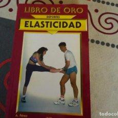 Coleccionismo deportivo: ELASTICIDAD. Lote 235265975