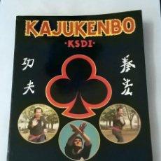Coleccionismo deportivo: LIBRO KAJUKENBO - KSDI - EL ARTE DE DEFENSA PERSONAL DE LAS ISLAS HAWAI. Lote 235339580