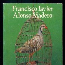 Coleccionismo deportivo: NUMULITE L0660 VIDA Y CAZA DE LA PERDIZ ALIANZA EDITORIAL FRANCISCO JAVIER ALONSO MADERO. Lote 236805830