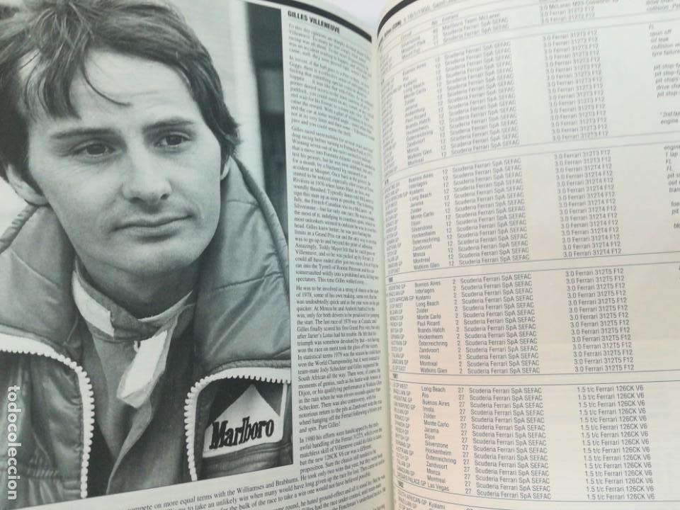 Coleccionismo deportivo: The Grand Prix Whos who STEVE SMALL Formula 1 Quien es quien en Inglés 1996 RM43996 - Foto 8 - 21928055
