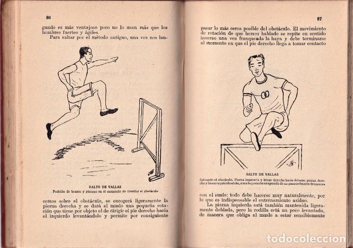 Coleccionismo deportivo: CARRERAS A PIE - BIBLIOTECA LES SPORTS BARCELONA - TAPA DURA - PRINCIPIOS S. XX - Foto 2 - 240171580