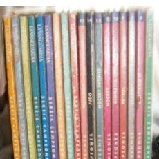 Coleccionismo deportivo: SEREIS CAMPEONES GUIAS DE DEPORTES OLIMPICOS AÑO 1990 LA VANGUARDIA. Lote 244589945