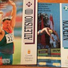 Coleccionismo deportivo: DEPORTE OLÍMPICO. Lote 244610315