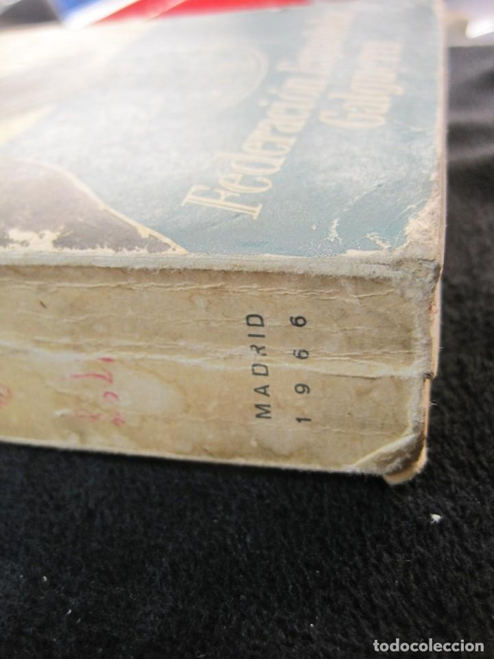 Coleccionismo deportivo: GALGOS-FEDERACION ESPAÑOLA GALGUERA-MEMORIA DEPORTIVA 1965-VER FOTOS-(K-2084) - Foto 7 - 248306145