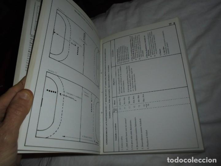 Coleccionismo deportivo: EDUCACION FISICO DEPORTIVA .TERCER CICLO.CURSOS 6º-7º8.AUGUSTO PILA TELEÑA.EDICION 1987 - Foto 8 - 251530620