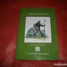 Collectionnisme sportif: CAPREOLUS DELICIOSUS. DEL MONTE A LOS FOGONES. ASOCIACIÓN DEL CORZO ESPAÑOL. Lote 251720440
