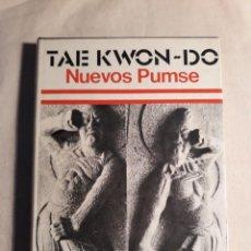 Coleccionismo deportivo: TAE KWON DO. NUEVOS PUMSE. FEDERACIÓN MUNDIAL DE TAE KWON DO. Lote 254229420