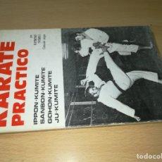 Coleccionismo deportivo: KARATE PRACTICO / RAYMOND THOMAS / ALAS - ARTES MARCIALES / ESQ123. Lote 255455520